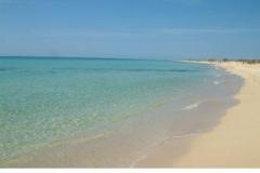 Spiaggia dunale delle Maldive del Salento