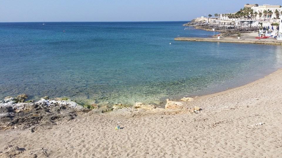 Spiaggetta di S.M. di Leuca 1