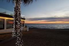 Particolare della spiaggia a Posto Vecchio di Salve
